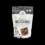 Island Harvest Organic Macadamia Nuts - Dark Chocolate