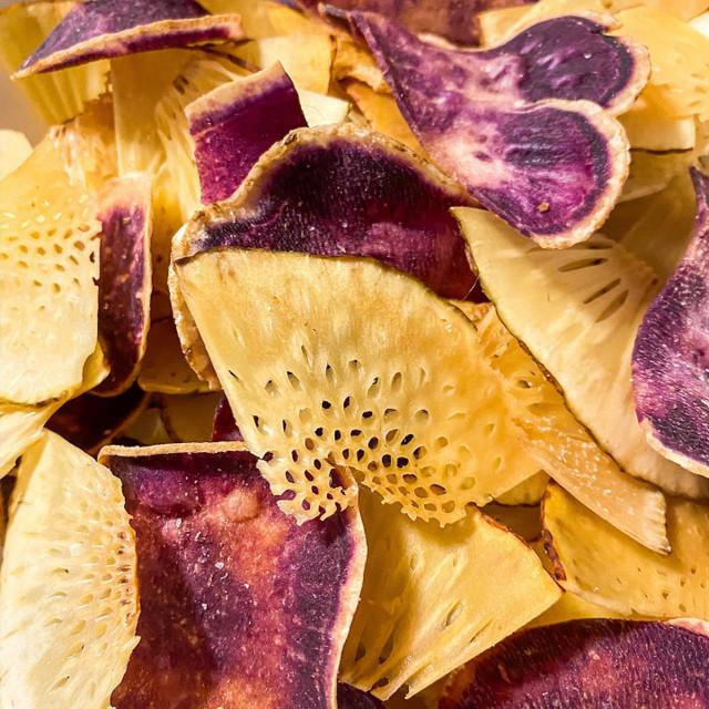Ulu Mana Sweet Potato Mix 'Ulu Chips, 3.5oz