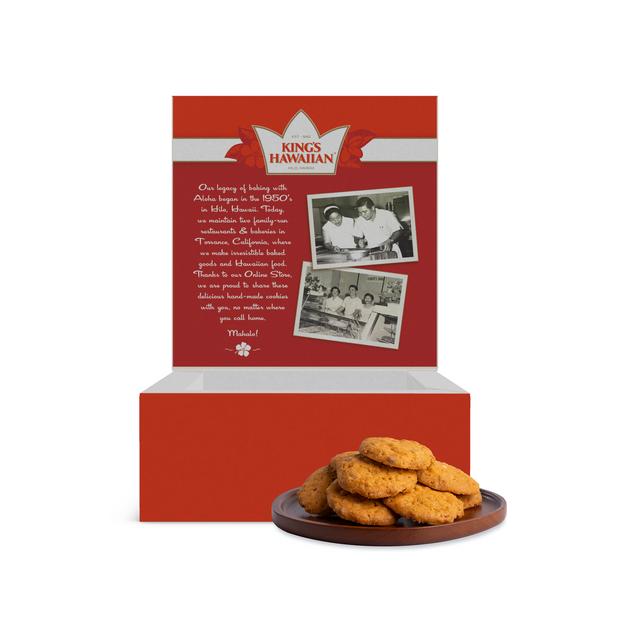 Pumpkin Spice Crunch Cookies, 10 oz