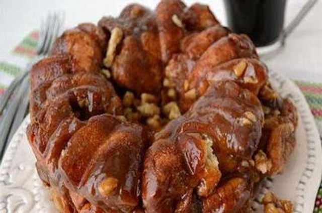 Christmas Morning Monkey Bread