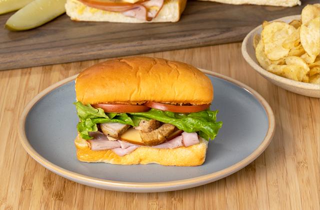 Origin Of The Savory Tripleta Sandwich