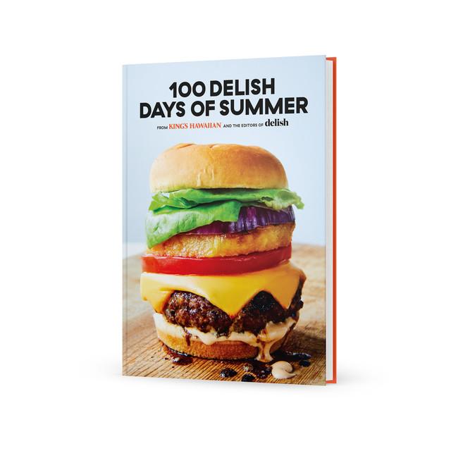 100 Delish Days of Summer Cookbook