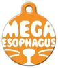 Dog Tag Art Megaesophagus Cat Pet ID Dog Tag