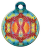 Dog Tag Art The Psychedelic Eye Pet ID Dog Tag
