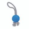 Pro Fit Foam Dog Toy Rope Ball 13 Inch (84800BLLDOG)