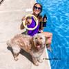 Mylo Pool Day Fun Pro Fit Mega Ring