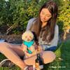 Stella loves her inspire dog harness