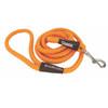 Water&Woods™ Braided Rope Snap Dog Leash Safety Orange