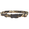 Water&Woods™ Patterned Dog Collar WW1 Shadow Grass Blades