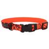 Water&Woods™ Blaze Patterned Dog Collar Orange Tree