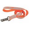 Water&Woods™ Reflective Dog Leash WWO Water and Woods Orange