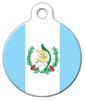 Dog Tag Art Guatamalan National Flag Pet ID Dog Tag