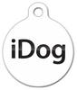 Dog Tag Art iDog Pet ID Dog Tag