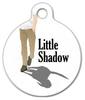 Dog Tag Art Little Shadow Pet ID Dog Tag