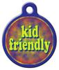 Dog Tag Art Kid Friendly Pet ID Dog Tag