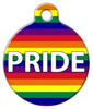 Dog Tag Art Pride Pet ID Dog Tag