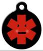 Dog Tag Art Medical Identification Pet ID Dog Tag
