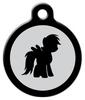 Dog Tag Art Little Pony Pet ID Dog Tag