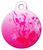 Dog Tag Art Pinky Pet ID Dog Tag