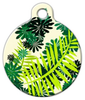 Dog Tag Art Time in the Garden Pet ID Dog Tag