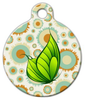 Dog Tag Art Butterfly Effect Pet ID Dog Tag