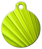 Dog Tag Art Green is the New Black Pet ID Dog Tag