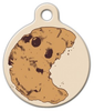 Dog Tag Art C is for Cookie Pet ID Dog Tag