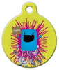 Dog Tag Art Hello Pet ID Dog Tag