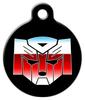 Dog Tag Art Autodogs Transformers Pet ID Dog Tag