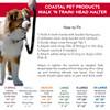 Coastal Pet Walk 'n Train ! Dog Head Halter (6100) product informational