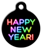 New Years Tags