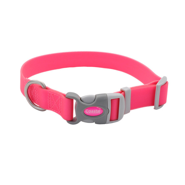 Coastal Pet Pro Waterproof Adjustable Dog Collar (12601)