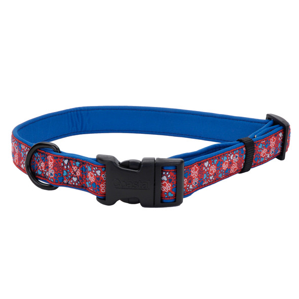 Coastal Pet Ribbon Weave Adjustable Dog Collar (15471)
