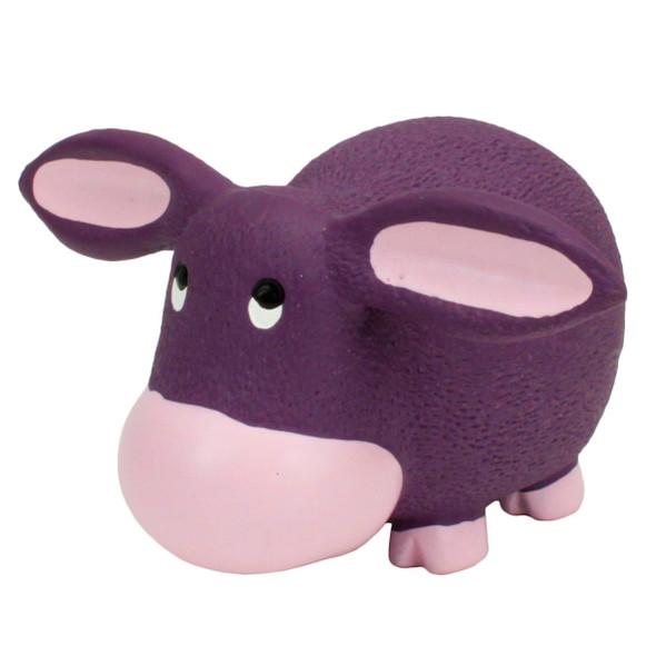 Rascals Grunt Dog Toy Big Ear Donkey (83089RNCLDOG)