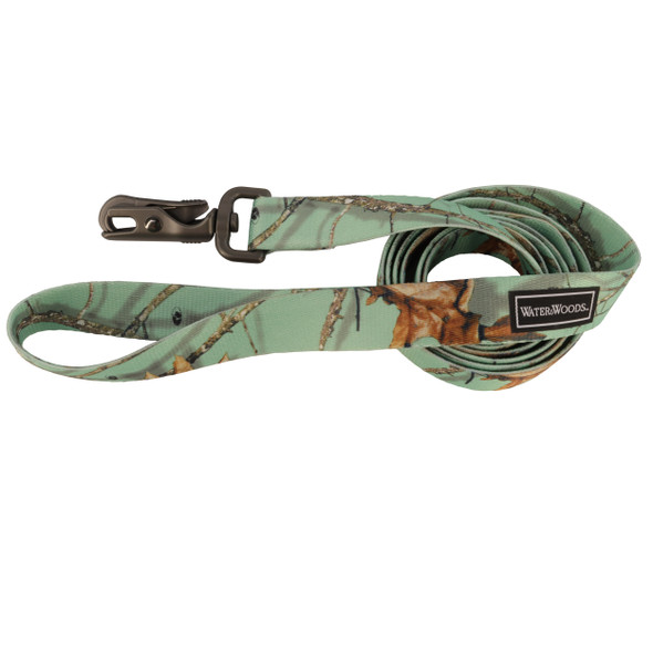 Water&Woods™ Patterned Dog Leash country roots equinox