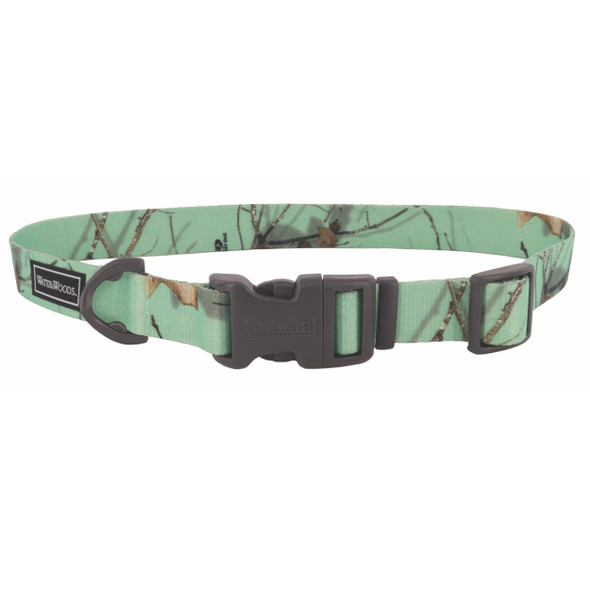 Water&Woods™ Patterned Dog Collar WW4 Country Roots Equinox