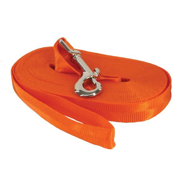 Water&Woods™ Nylon Dog Check Cord Orange