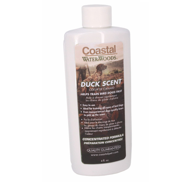 Water & Woods ™ Dog Training Scents Duck
