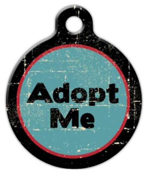 Dog Tag Art Adopt Me Pet ID Dog Tag