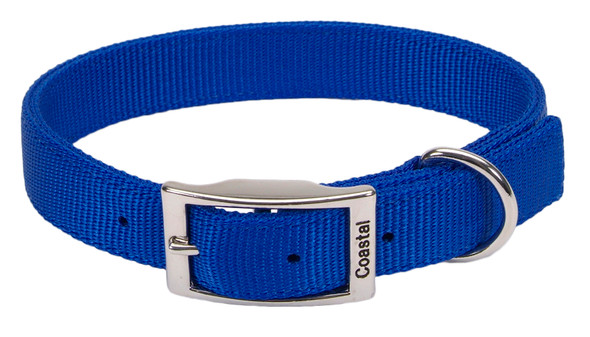 Coastal Pet Double Ply Standard Nylon Dog Collar (2901)