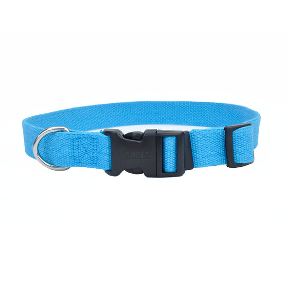 Coastal Pet Soy Adjustable Dog Collar slate