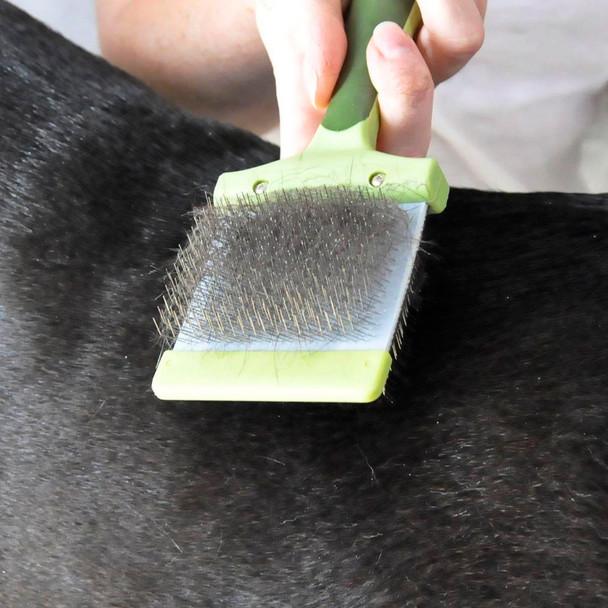 Safari® Flexible Slicker Dog Brush (W425)