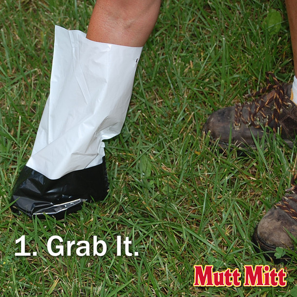 Mutt Mitt Pick Up Bags Grab It