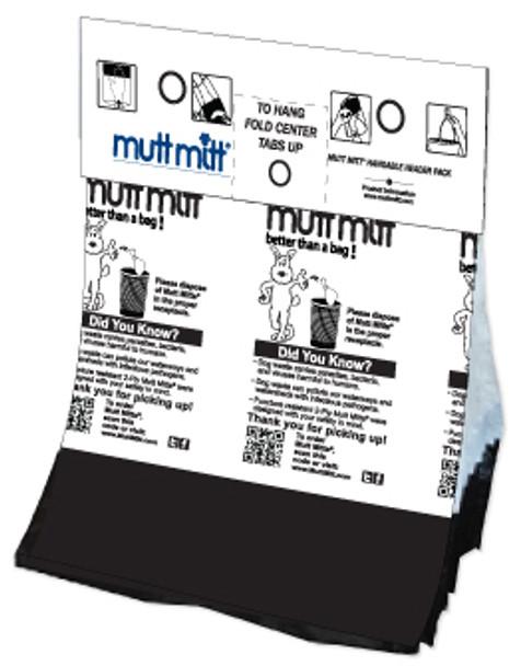 Mutt Mitt Pick Up Bags - 100 Count