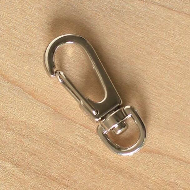 Dog Tag Collar Attachment - Lobster Claw Clip Swivel