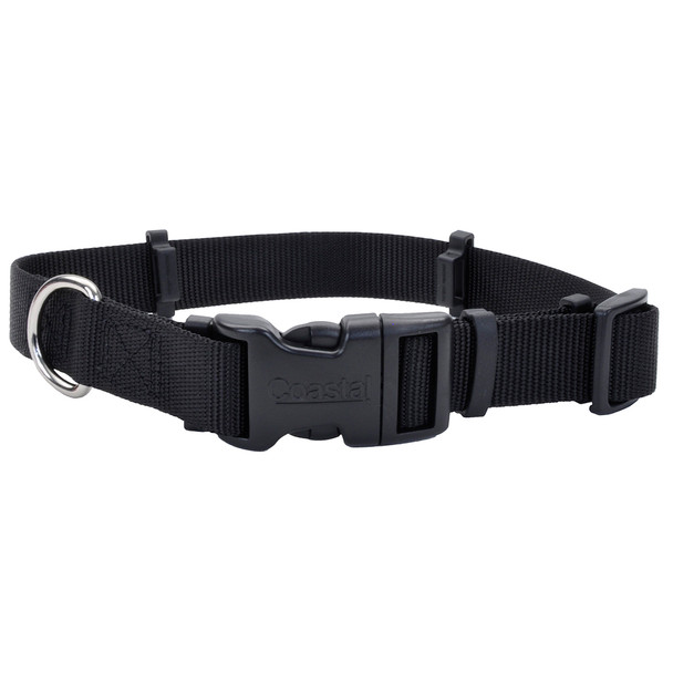 Coastal Pet Secureaway | Hideaway Flea Collar Protector (6142) Black