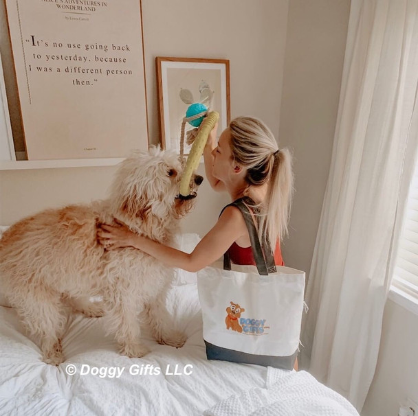 Hamilton Loves To Play With His Coastal Pet Pro Fit Dog Toys With His Mom Megan