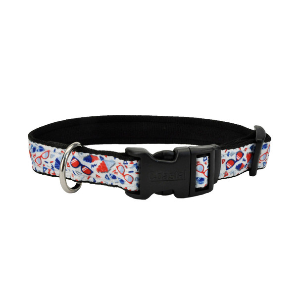Celebration by Coastal Summer Dog Collar (06428PSM) #2