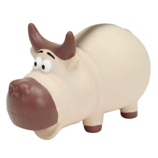 Rascals Grunt Dog Toy Buffalo (83085RNCLDOG)