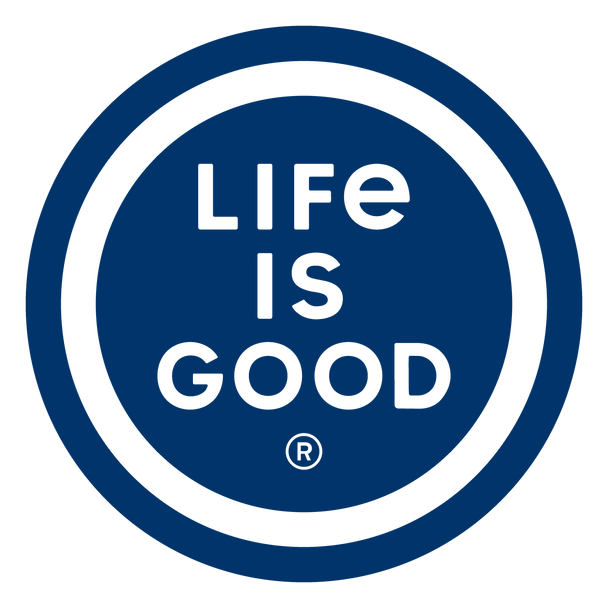 Life Is Good® Brand bandanas for dogs